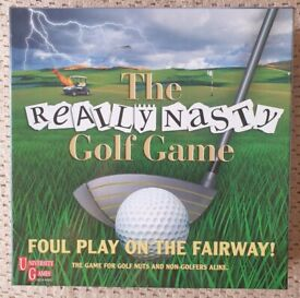 The Really Nasty Golf Game