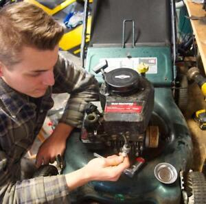 Afordable Lawnmower Tune-Ups