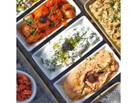SOUS CHEF for Turkish And Mediterranean Food