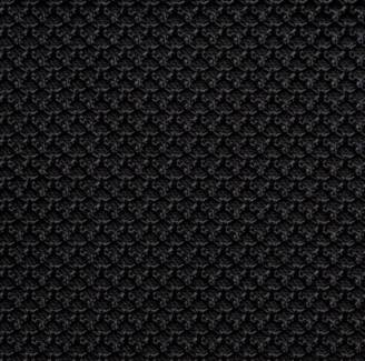 Black on Black Acoustic Speaker PA Cloth Off the Roll 1m x 1.47m