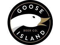 Goose Island Balham Bar & Wait staff open day