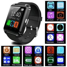 New Bluetooth smart watch for android and iPhone brand new in box
