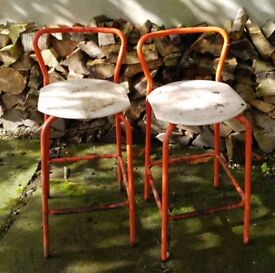 Garden Stool / Bar Stool / Greenhouse Chair