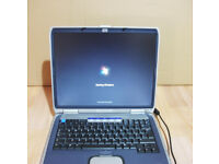 "HP Pavilion ZE5700 Laptop 15"" TFT, Intel Celeron 2.8Ghz, 1GB RAM, 30GB Hard Drive, Win7, Office"