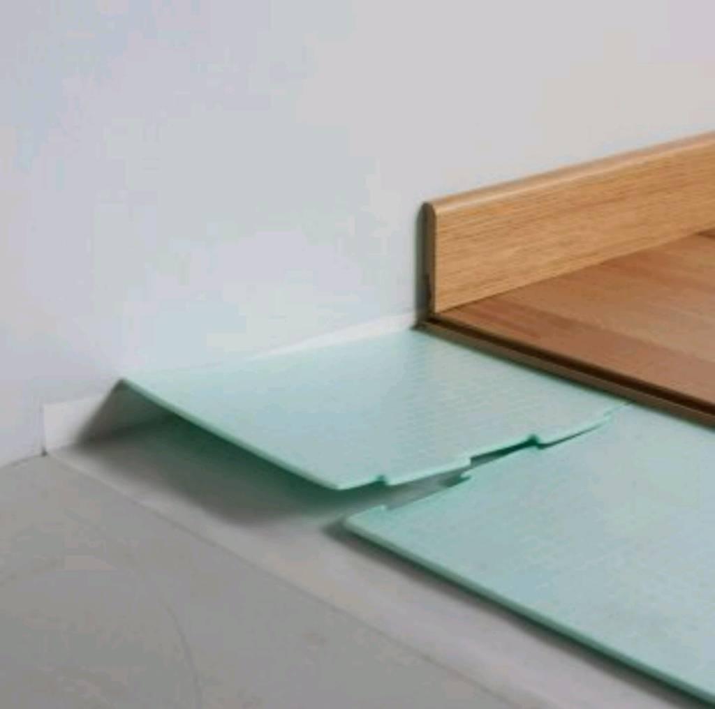 5mm Xps Underlay Solid Laminate Flooring