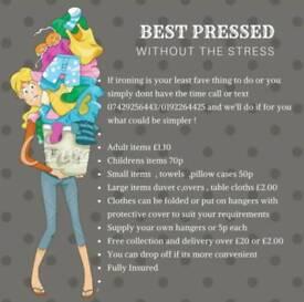 Best Pressed