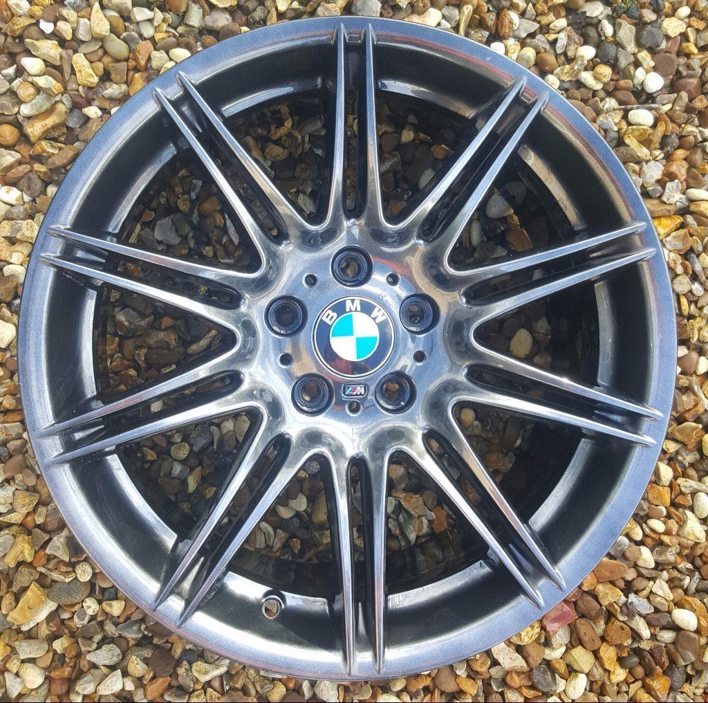 Bmw Z3 19 Inch Wheels: GENUINE BMW MSPORT WHEELS 19 INCH MV4s E90 E91 E92 E93 E46