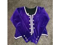Highland dance jacket