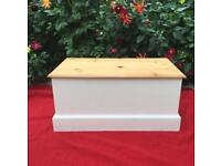 Solid Blanket Box / Toy Box