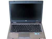 HP ProBook 6460b, Intel Core i5 Processor, 8GB, 320GB HDD, Windows 7 PRO