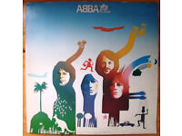 ABBA The Album Stereo LP,record,vinyl 1977.Inc Take a Chance on Me;The Name of the Game, etc.£5 ovno