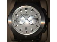 Hublot watch unwanted present new unworn