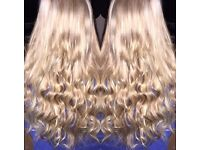 HAIR EXTENSIONS **JULY OFFER*
