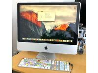 "Apple iMac 24"" (2008) desktop computer"