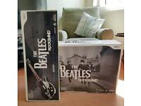 Nintendo Wii Beatles Rock Band Limited Edition