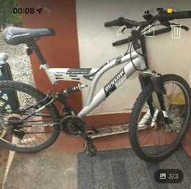 Dunlop bicycle