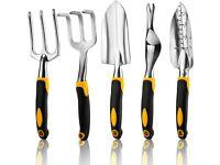 5 Piece Gardening Tools