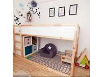 IKEA KURA bed for sale. Excellent condition.