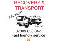 recovery service & scrap cars bought 4 cash