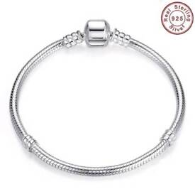 Pandora 925 sterling silver bracelets