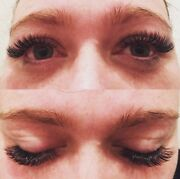 Eyelash extensions special Classic full set $50 Russian volume $90 South Yarra Stonnington Area Preview