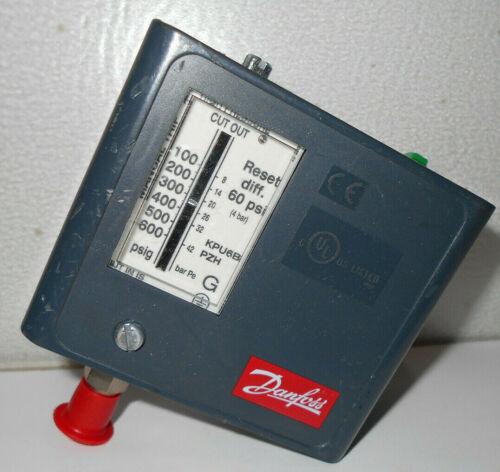 Danfoss KPU6B PZH Pressure Control