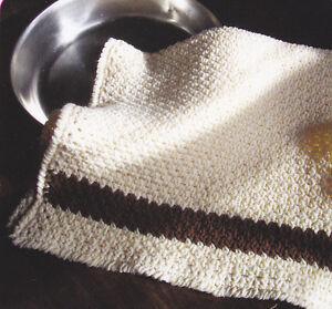Crochet Dish Free Pattern Towel | Free Patterns For Crochet