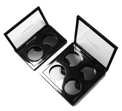 MAC Pro Palette 4 Quad Eye Shadow or 2 Duo Eye Shadow Empty Case NIB