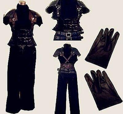 Final Fantasy 7 FF7 Zack Fair cosplay kostüm