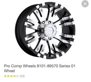 Dodge Ram Spaced/staggered rims