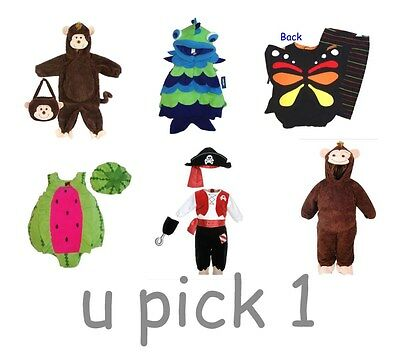Halloween Costume Baby Boys Girls Dress UP Trick or Treat Toddlers Infants