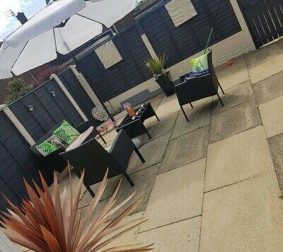 Ratran garden furniture