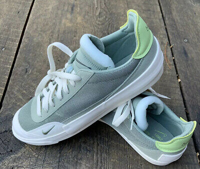 New Nike DROP-TYPE LX N.354 Men's Sz 9 Green Mesh | RARE!