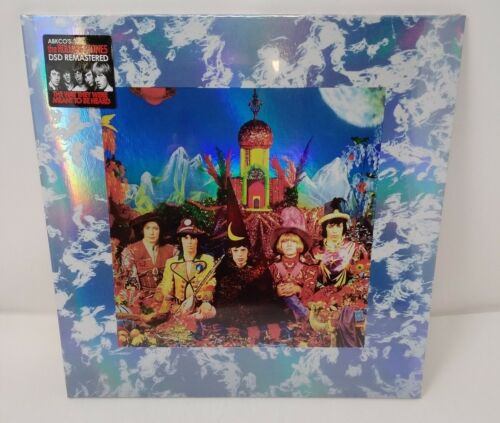 THE ROLLING STONES - THEIR SATANIC MAJESTIES REQUEST NEW VINYL RECORD
