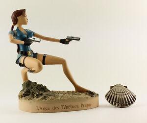 Figurine / Statue TOMB RAIDER LARA CROFT L'ANGE DES TENEBRES PRAGUE - France - État : Occasion: Objet ayant été utilisé. Consulter la description du vendeur pour avoir plus de détails sur les éventuelles imperfections. ... Héros: Lara Croft, Tomb Raider - France
