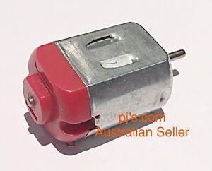 R130 Hobby micro motor 3-6V DC 0.35-0.4A 8000 RPM