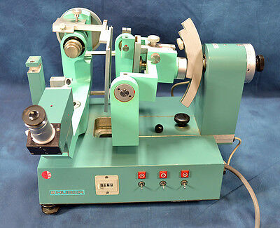 Huber Buerger X-ray Precession Camera Goniometer 205206 Diffraction Reflexion