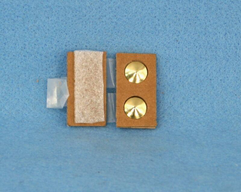 Zenith TransOceanic, Knob Brights, Shines, Inserts  H500,  600 Series,  R520/URR