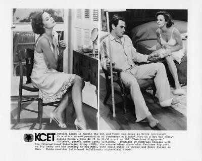 Jessica Lange, Tommy Lee Jones