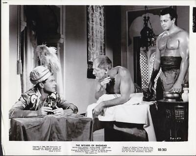 Dick Shawn Robert F. Simon The Wizard Of Baghdad 1960 Movie Photo 42609 - $6.99