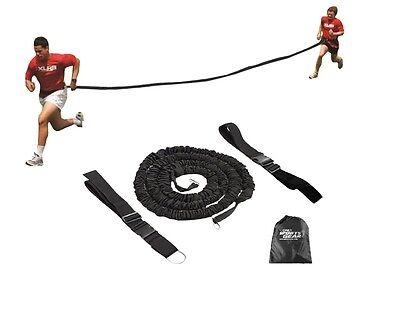 Sports Slingshot Overspeed Trainer Speed Training DoubleMan Speedster 3 Meter
