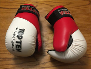 Top Ten Karate MMA Sparring Gloves