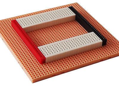5eboard High Quality Configurable Solderless Circuit Breadboard Advanced Diy Kit