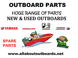 Outboard parts Mercury Yamaha Johnson Mariner Evinrude Honda Sydney City Inner Sydney Preview