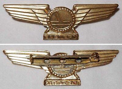 Bordpersonal Abzeichen Eastern Airlines [Junior Crew Member] / Blech