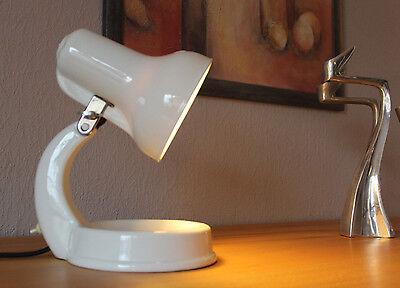 Bauhaus Lampe Schreibtischlampe Arztlampe Industrie Design