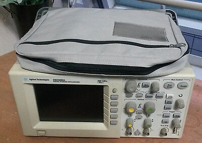 Keysightagilent Dso3202a 200mhz 1gss Digital Storage Oscilloscope