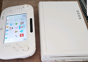 Wii U console plus accessories Mango Hill Pine Rivers Area Preview