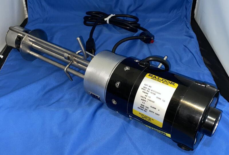 Greerco 1L Mixer Homogenizer 115Volts 1/2Hp Type 73D