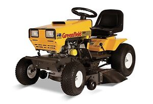 GREENFIELD RIDE ON MOWER WANTED Eudunda Goyder Area Preview